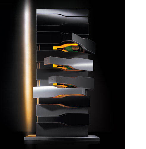 How to innovate a champagne cellar