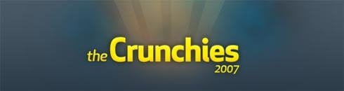 The 2007 Crunchies Awards now open for entry