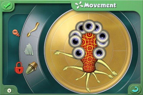 Spore for iPhone available now and it's the shit