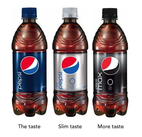 Pepsi rebranding features dynamic logo