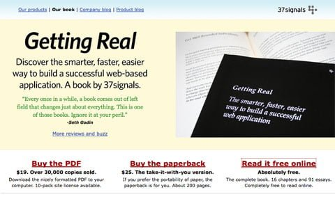 How to: A. Launch a successful web application. B. Earn money on books. C. Run projects online.