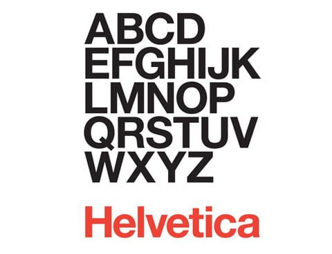 helvetica_timeless_font