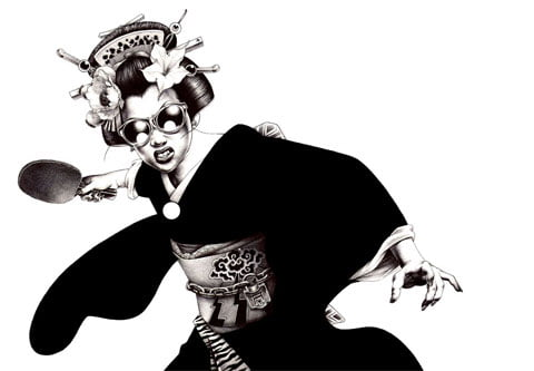 Mr Shohei Otomo rock my sunday evening