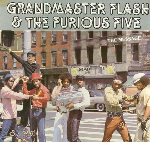 Grandmaster Flash is Game