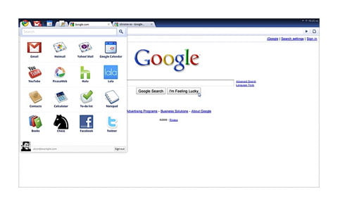 chrome-os-google-screenshot