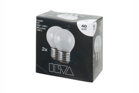 Lightbulb Packaging. If They Can – You Can Too!