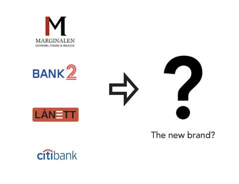 Case: The Story Of How Sweden's Newest Bank 'Marginalen Bank' Was Created, Implemented and Launched