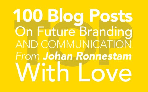 Top 100 Posts On The Future Of Communication by Johan Ronnestam Posted Between 2005 and 2011