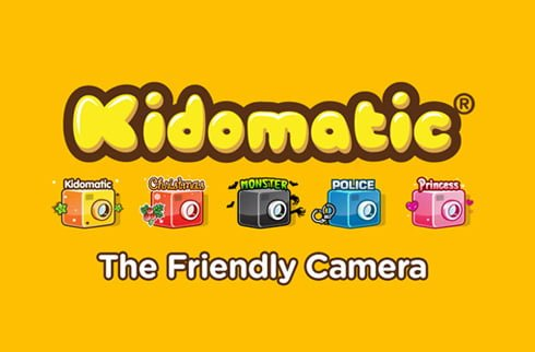 Kidomatic – The Friendly Camera. JAJDO's latest app for those of us called kids