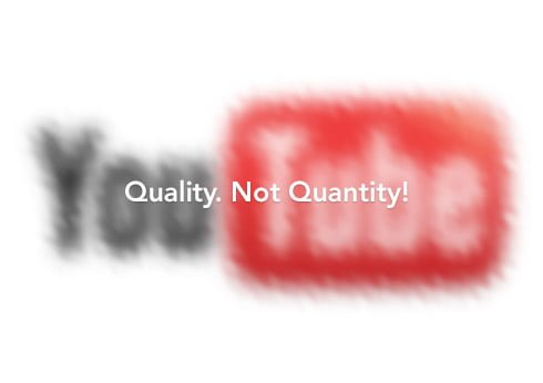 Dress your brand in quality…not quantity, when content explodes online.