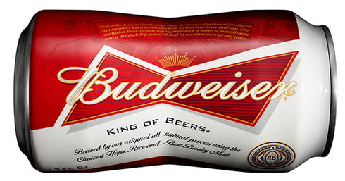Budweiser understands future communication is all about innovation