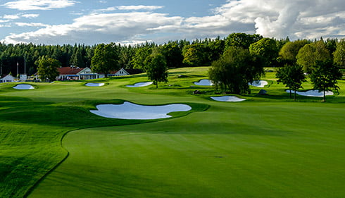 Case: Turning a legendary golf course into an icon – The Ullna Golf Club rebranding project.