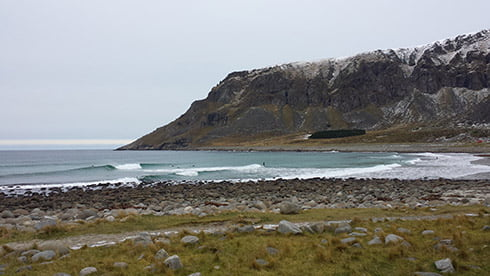 Unstad, Lofoten. A place I'll come back to.